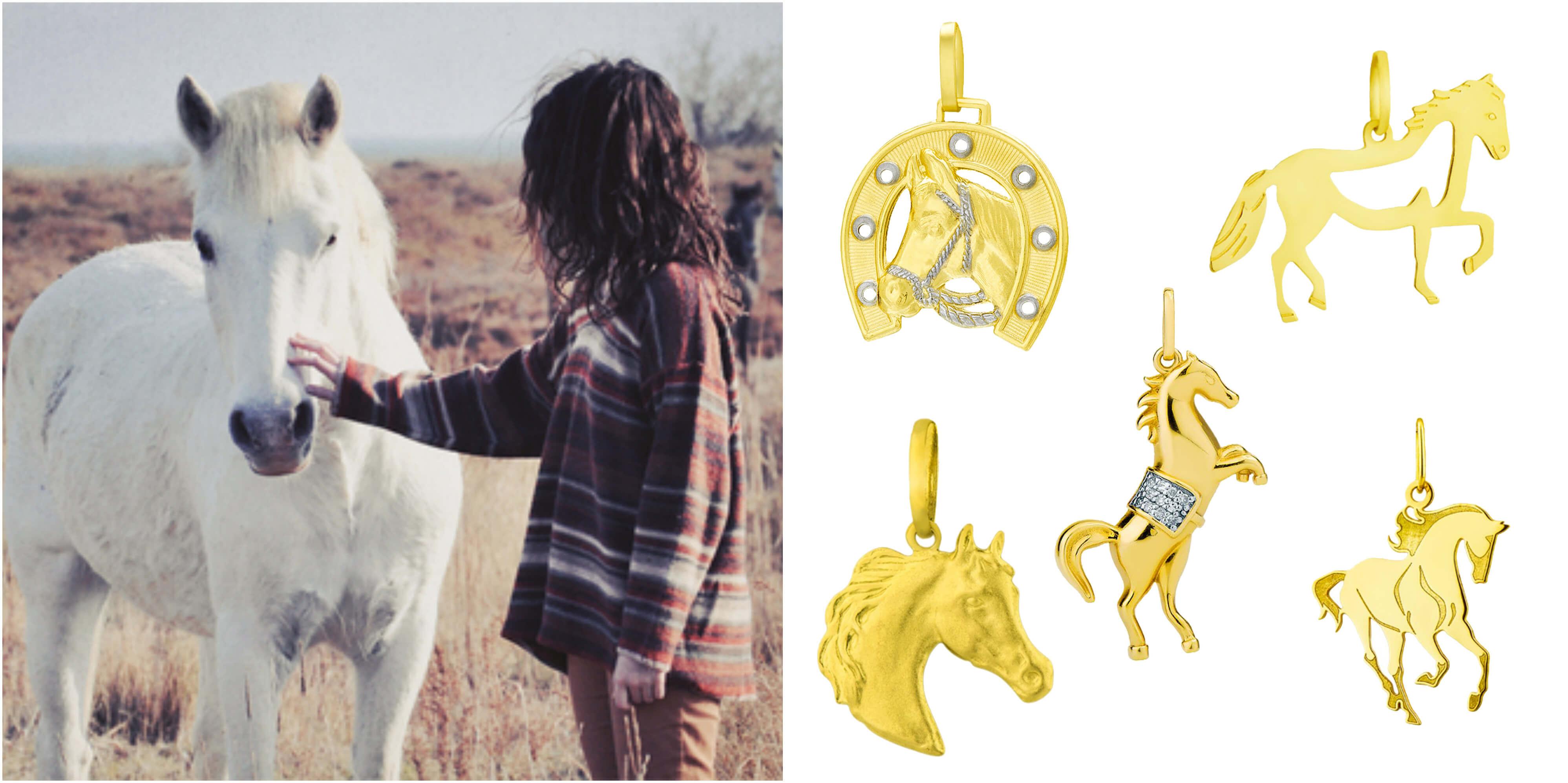 cavalo-animais-ouro-joiasgold