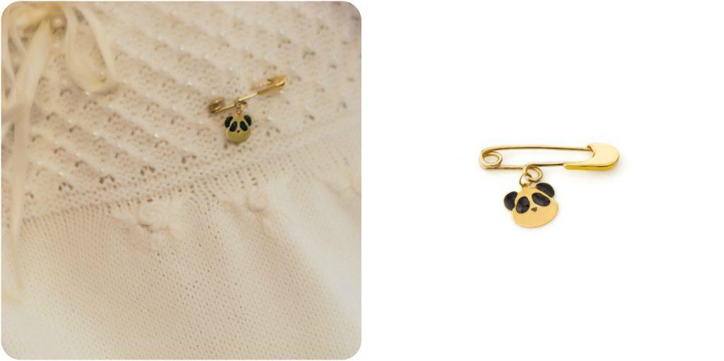 pregadeira-panda-ouro-joiasgold
