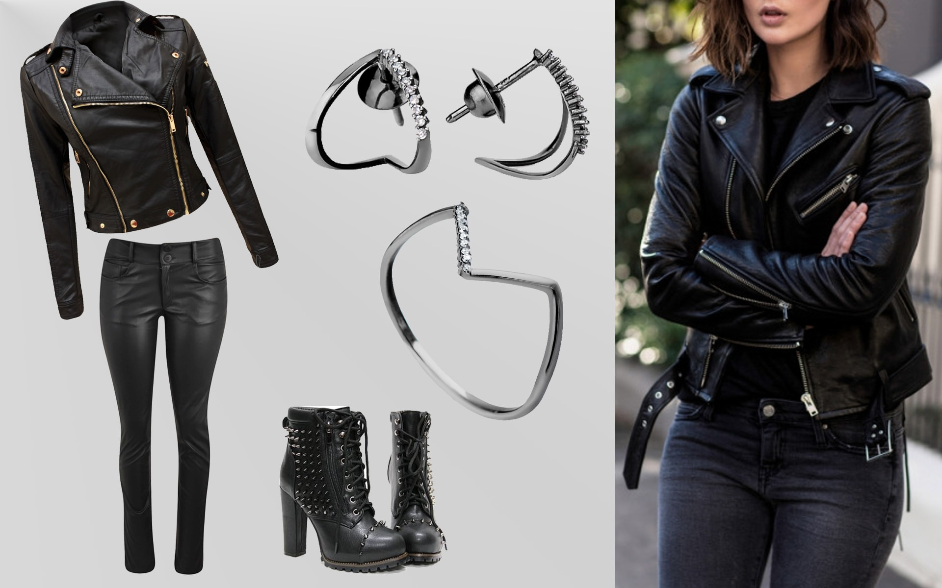 look-rock-ouro-negro-joiasgold